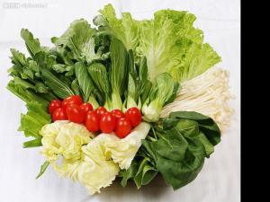 蔬菜:难以置信的美丽力量