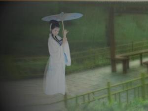 潇湘雨(flash 歌曲音画欣赏 )