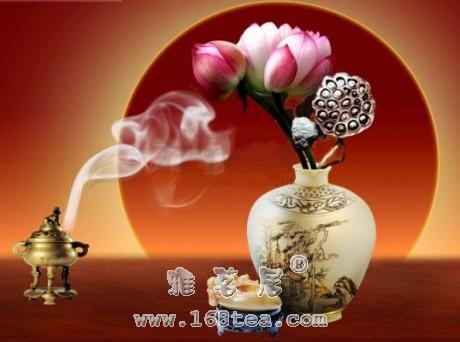 中国香道文化之合水篇|香的功效
