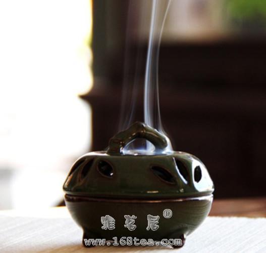 香道养生:传统香品入中药 配方不同各有奇效