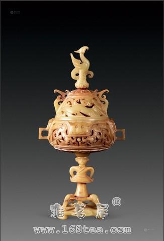 香炉文化:中国香器简史