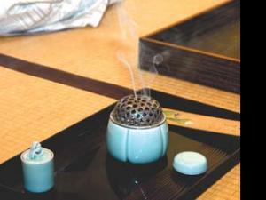 体验日本香道 感悟世事无常 |香道演示