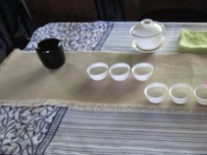 心饮茶房2012茶会茶席作品欣赏