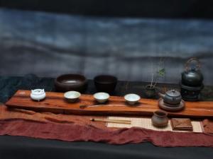 茶众文化-茶席设计大赛作品(2012年茶席主题)
