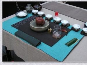 艺术茶席图片组