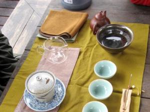 茶席设计图片组