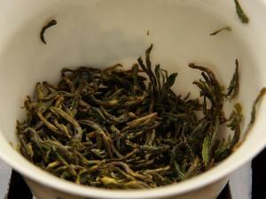 莫干黄芽茶叶图片