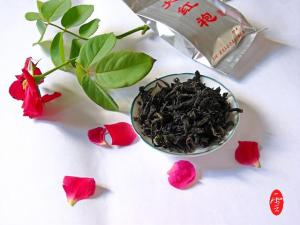 大红袍茶叶图片