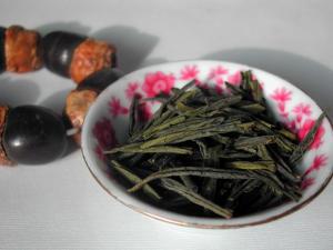 六安瓜片茶叶图片