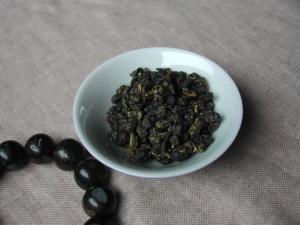 阿里山机采茶茶叶图片