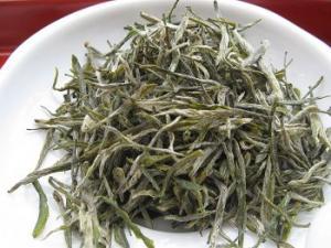 石门银峰茶叶图片