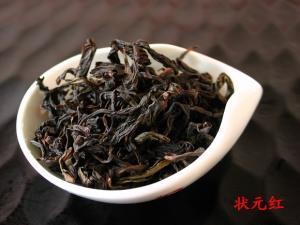武夷岩茶状元红图片