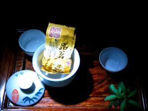 安溪铁观音品茶图片