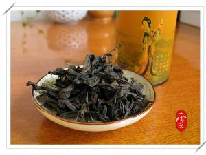 福建乌龙茶品茶图
