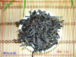 武夷岩茶铁罗汉图