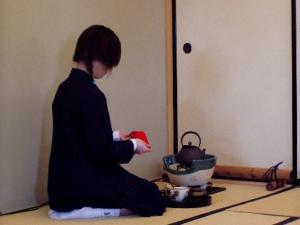 茶道学习视频-茶道文化