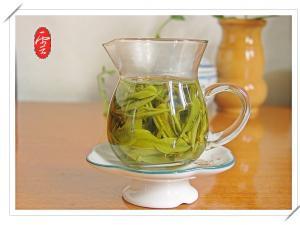 绿茶茶叶图片欣赏