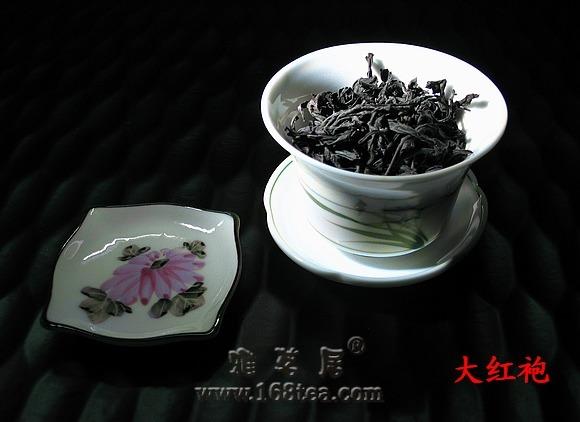 大红袍茶道摄影